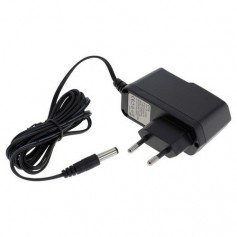OTB - 12V 600mAh Power supply 100-240V 5,5x2,1mm plug - Plugs and Adapters - ON1802