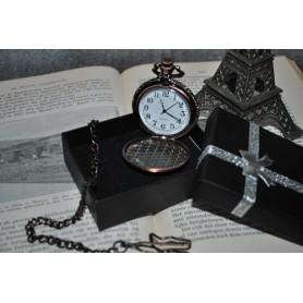 Unbranded, Golf/Golfer Red Copper Quartz Pocket Watch, Watch actions, ZN057