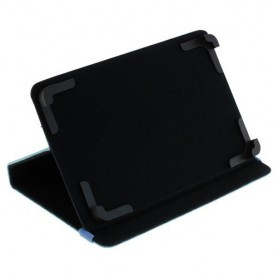 "OTB - 7"" Tablet PC Faux Leather Case Bookstyle - iPad and Tablets covers - ON1222-CB"