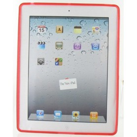 NedRo, TPU Sleeve for iPad 2/3, iPad and Tablets covers, 00895-CB