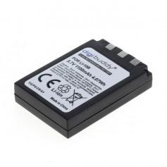 digibuddy - Battery for Olympus LI-10B / LI-12B 1100mAh - Olympus photo-video batteries - ON1594
