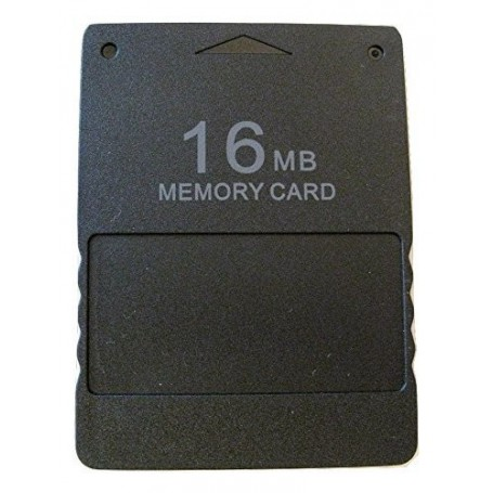 NedRo - Memory Card for Playstation 2 - PlayStation 2 - YGF001-CB www.NedRo.us