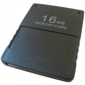 NedRo - Memory Card for Playstation 2 - PlayStation 2 - YGF001-CB