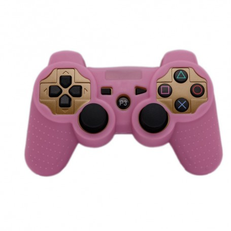 NedRo, Silicone Skin Case for PS2 PS3 Controller, PlayStation 3, TM267-CB