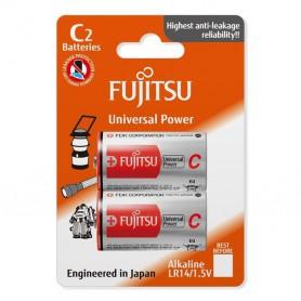 Fujitsu - LR14/C Fujitsu Universal Power - Size C D 4.5V XL - BL228-CB