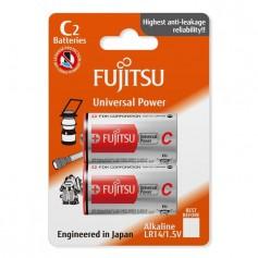 Fujitsu - 2x LR14/C Fujitsu Universal Power - Size C D 4.5V XL - BL228-CB