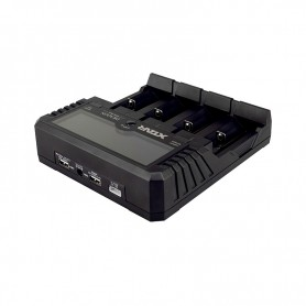 XTAR, XTAR DRAGON VP4 Plus battery charger, Battery chargers, NK177