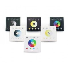 Oem - RGBW LED 12V-24V Wall Touch Controller - LED Accessories - AL988-CB