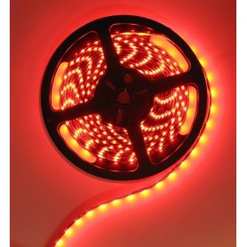 NedRo - Red 12V LED Strip 60LED IP65 SMD3528 - LED Strips - AL042-CB