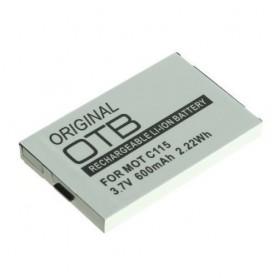 OTB - Battery Motorola C115/C116/C117/C139/C155/C156/V171 - Motorola phone batteries - ON393-CB www.NedRo.us