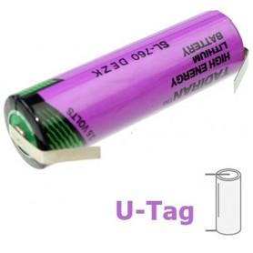 Tadiran - Tadiran SL-760 / AA lithium battery 3.6V - Size AA - NK181-CB www.NedRo.us
