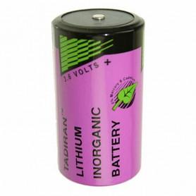 Tadiran, Tadiran SL-780 / SL-2780 / D lithium battery 3.6V, Size C D 4.5V XL, NK184-CB