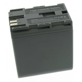 Oem - Battery compatible with Canon BP-535 BP535 - Canon photo-video batteries - GX-V004-N