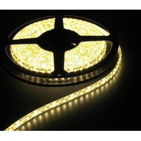 NedRo, IP65 SMD3528 12V LED Strip 60LED Warm White, LED Strips, AL282-CB