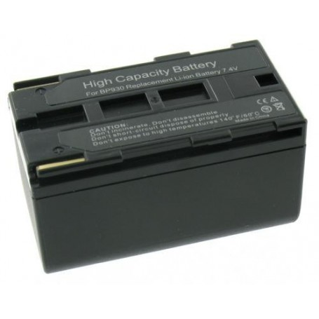 NedRo, Battery compatible with Canon BP-930, Canon photo-video batteries, V151, EtronixCenter.com