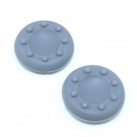 NedRo, 2 Pieces Silicone protection cap grips for PS3 PS4, PlayStation 4, ON3656-1-CB