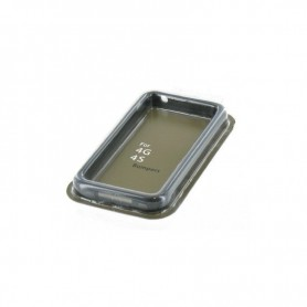 NedRo - Silicon Bumper for Apple iPhone 4 / iPhone 4S - iPhone phone cases - YAI473-1-CB www.NedRo.us