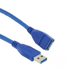 USB 3.0 Male-Female Extension Cable
