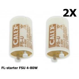 Unbranded - FL-starter FSU 4-80W, single - TL and Components - CA040-CB www.NedRo.us