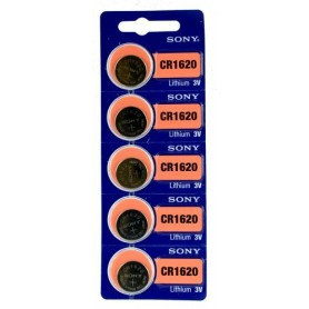 Sony - Sony CR1620 / DL1620 3V Lithium button cell battery - Button cells - BL200-CB