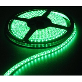 NedRo, Green 12V IP65 SMD5630 Led Strip 60LED per meter, LED Strips, AL153-CB