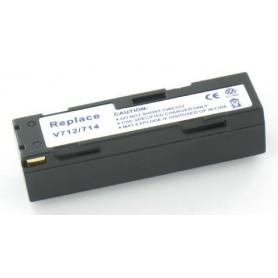 Oem - Battery compatible with JVC BN-V712 / BN-V714 - JVC photo-video batteries - GX-V160