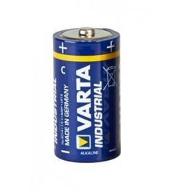 Varta, Varta Industrial LR14 C alkaline battery 7800mAh - 2 pieces, Size C D 4.5V XL, BS154-CB, EtronixCenter.com