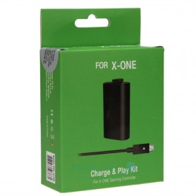 NedRo - Play & Charge Kit for XBOX One YGX605 - Xbox One - YGX605