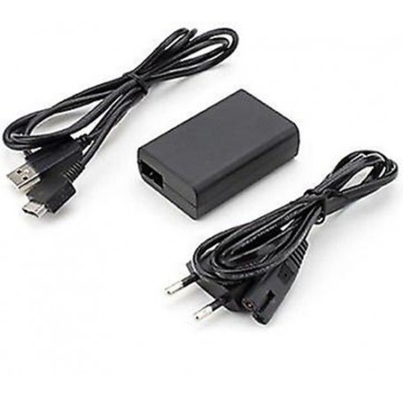 NedRo, PSVita AC Charger + USB cable YGP700, PlayStation PS Vita, YGP700, EtronixCenter.com
