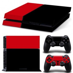 OTB, Sticker set compatible with Playstation 4 / PS4 - White tiles, PlayStation 4, ON3691