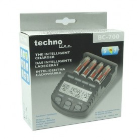 Techno Line, Charger BC-700, Battery chargers, BC-700, EtronixCenter.com