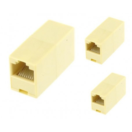 NedRo, 3 x RJ45 Connection Clutch 1:1, Network adapters, 5051, EtronixCenter.com
