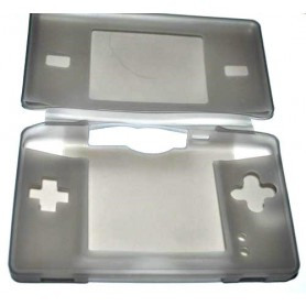 NedRo - Silicone Cases For The Nintendo DS Lite Smoke - Nintendo DS Lite - YGN389 www.NedRo.us