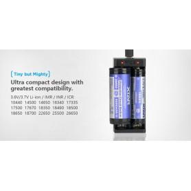 XTAR, XTAR MC2 USB battery charger, Battery chargers, NK197