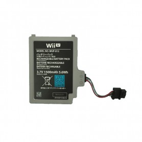 NedRo, Wii U Gamepad battery 3.7V 1500mAh5.6Wh, Nintendo Wii U, AL788