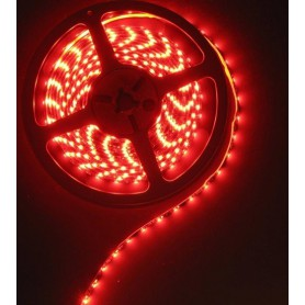 NedRo, Red 12V LED Strip 60LED IP20 SMD3528, LED Strips, AL241-CB