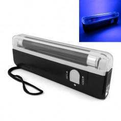 Mini 16cm UV Blacklight with Flashlight