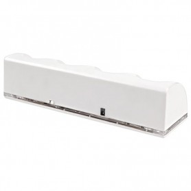NedRo - USB charging station with 4 batteries for Wii controllers - Nintendo Wii - AL753-CB www.NedRo.us