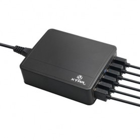 XTAR - Xtar U1 SIX-U USB Charger Hub 6 Ports Independent Channels of 2,4A - Ports and hubs - NK202 www.NedRo.us