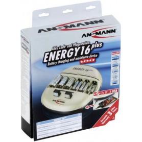 Ansmann, Ansmann Energy 16 plus charger, Battery chargers, Energy16plus