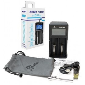 XTAR - XTAR VC2 USB battery charger - Battery chargers - NK198