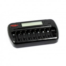 Japcell - 8 channels Japcell BC-800 battery charger - Battery chargers - BC800