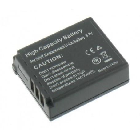 NedRo - Panasonic for CGA-S007 Battery V103 - Panasonic photo-video batteries - V103 www.NedRo.us