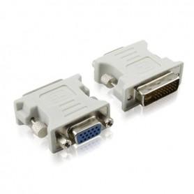NedRo, DVI Male - VGA Female Adapter Converter 24+5 YPC230, DVI and DisplayPort adapters, YPC230
