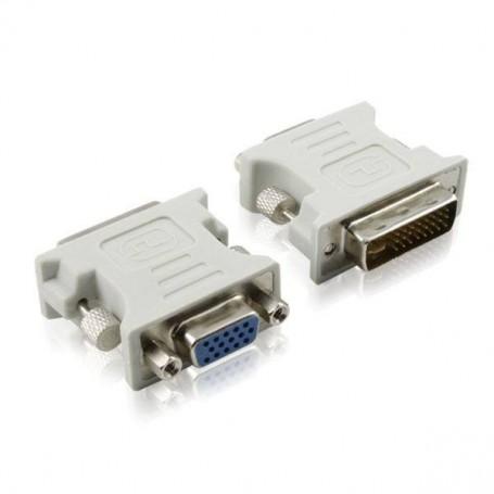 Oem - DVI Male - VGA Female Adapter Converter 24+5 YPC230 - DVI and DisplayPort adapters - YPC230