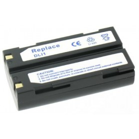 NedRo - Battery compatible with Pentax D-Li1 - Pentax photo-video batteries - GX-V133