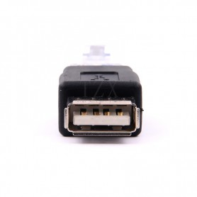 NedRo, RJ45 Male LAN Ethernet to USB Female Adapter, USB adapters, AL984, EtronixCenter.com