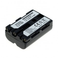 OTB - Battery for Sony NP-FM500H - Sony photo-video batteries - ON3725