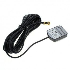 OTB - GPS antenna with SMA connector and magnetic foot 90 degree angle connector - Accessories - ON3728