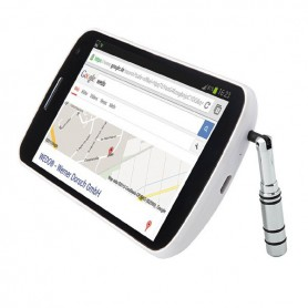 NedRo, WEDO TouchStand - The touch pen with stand function white, Phone Stylus, ON3759, EtronixCenter.com